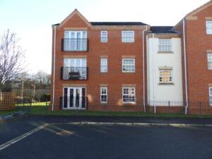 Flat 3 Lavender House,  Romanby,  Northallerton.