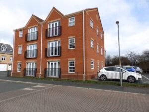 Flat 2 Lavender House, Romanby, Northallerton, DL7 8GR