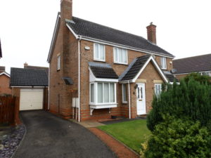 6 Foxglove Close, Romanby,  Northallerton, DL7 8FB